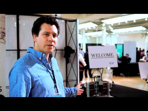 BotFactory at CoInvent Pulse Festival 2015 - New York