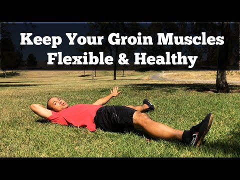 Groin Stretches - Keeping Adductor Muscles Healthy