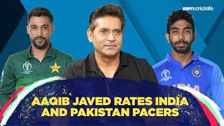 Bumrah is the no.1 bowler in the world - Aaqib Javed