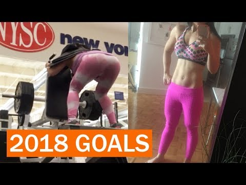 2018 Transformation Goals & Workout Fueled by BPI Sports