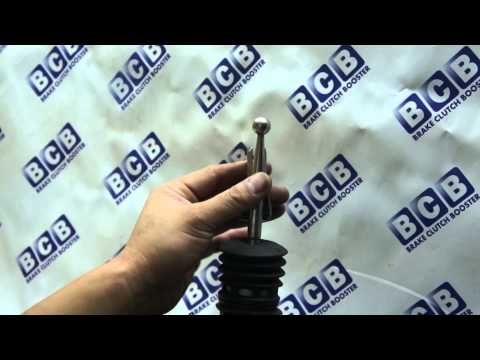 How to replace the VW brake booster ball joint push rod tool