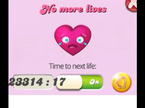 Candy Crush Saga Time reset to Normal