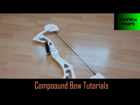 How to make a prop Compound Bow