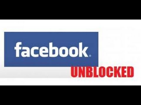 two working ways to get on fb at school