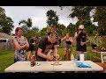 Surströmming Kiwi & Aussie Double Challenge Down under - Worlds Hottest Corn Chips  GH4