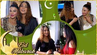 Sara Khan Eid Celebration   Exclusive Interview   Telly Masala