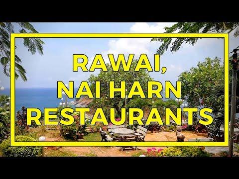Rawai And Nai Harn Restaurants With Beautiful Views