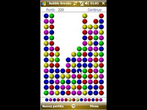 Bubble Breaker - Windows Mobile 6.1 - Samsung Omnia i900