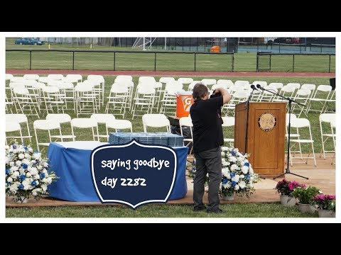 DITL  VLOG - Saying Goodbye (day 2282)