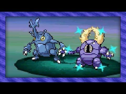 Live Shiny Pinsir After 13,200 Random Encounters! (Pokémon Black)