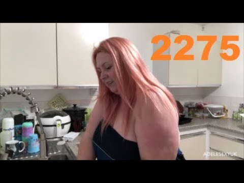Xxx Mp4 ADELESEXYUK TIDYING UP BEFORE GOING NATURIST STYLE BAKING 3gp Sex