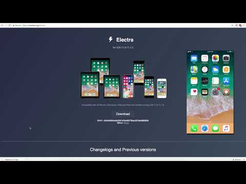 How To Fix Cydia On iOS 11 Electra