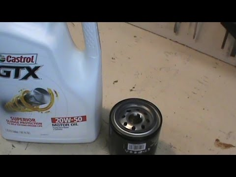 Scag Tiger Cat / Tiger Cub Hydraulic oil change made easy!