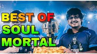 Soul MortaL All 1 vs 4 Moments | Clutch | Squad Kills Montage