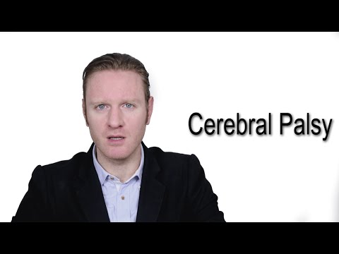 Cerebral Palsy - Meaning | Pronunciation || Word Wor(l)d - Audio Video Dictionary