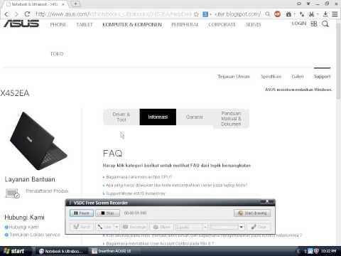 cara download aplikasi laptop asus