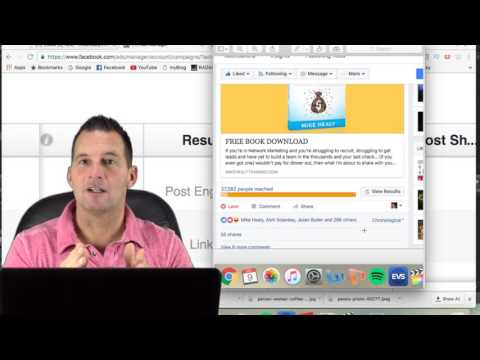 How to get Facebook AD  SOCIAL PROOF | Get More Likes, Shares and Views on Facebook