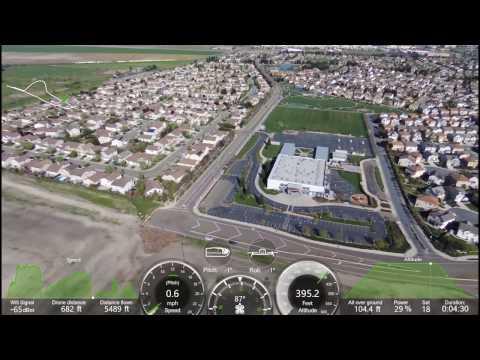Stockton Ca Bebop 2 Flight