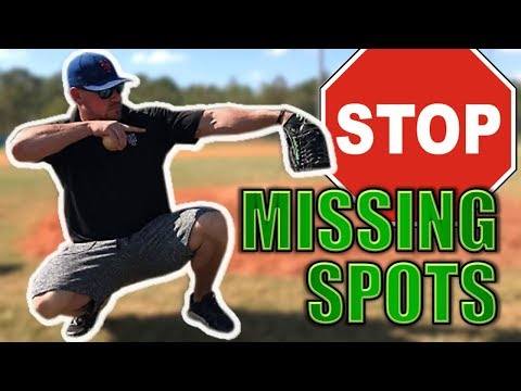 How to hit your spots every time you pitch!  [Pitching Accuracy Tips]