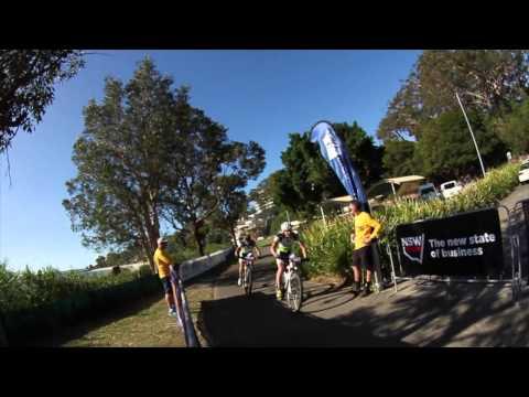 Port to Port MTB 2014 - Day 1 - Port Stephens