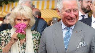 Prince Charles says Harry and Meghan