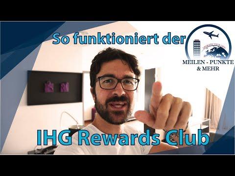IHG Rewards Club erklärt
