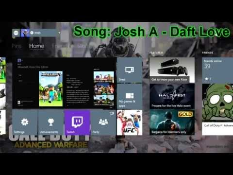Xbox One Tutorial | How To Change and Get Custom Themes/Backgrounds (Full Tutorial)