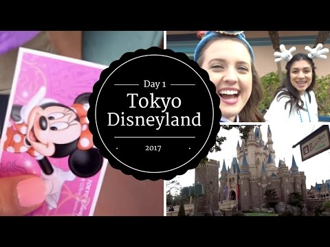 VLOG 136: WELCOME TO TOKYO DISNEYLAND!   Tokyo Disney Resort