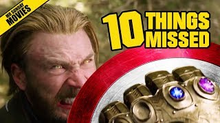 How Does Captain America Stop Thanos In Avengers Infinity War?