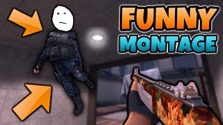 Critical Ops   Funny Montage #4