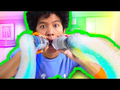 Rainbow Bubble Snake HACK