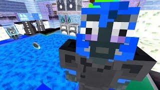 Minecraft PS4 - I Got Griefed! - Negative Challenge {18}