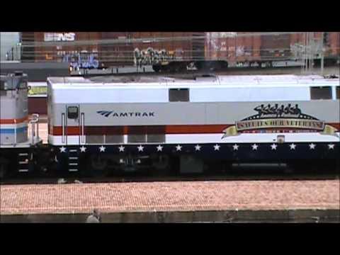 Amtrak Exhibit Train - Harrisburg, PA - September 27, 2013