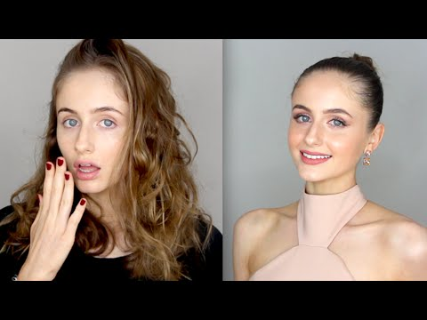 GRWM: From Beast to Beauty