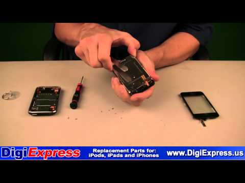 DigiExpress - iPhone 3G 3GS Glass Digitizer and LCD Screen Replacement