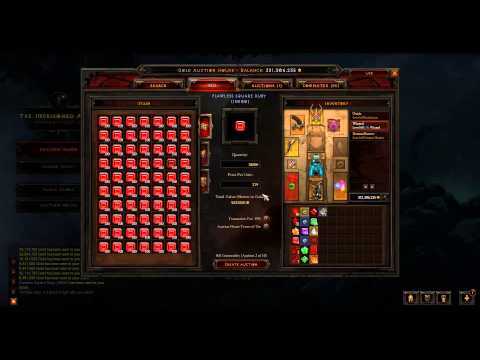 Commodity Buying and Selling Diablo 3 Gold Making Strategy Update