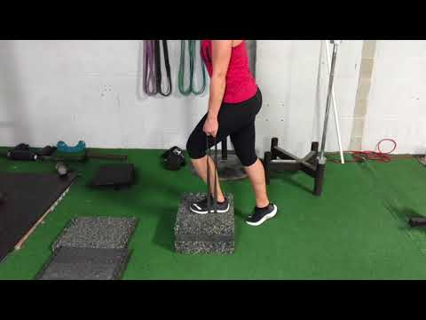 Brutal Iron Gym - Lower Body Workout to Avoid Low Back & Knee Pain (see description)