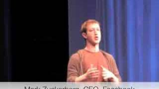 [f8] Zuckerberg keynote part 1
