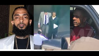 Nipsey Hussle Killer was arrested while trying to check into a Mental health Facility!