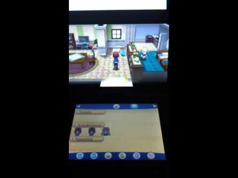 Pokemon X and Pokemon Y: Where to massage your Pokemon.