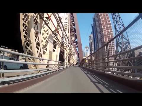 Bike Ride Through New York City Bicycle Ride Video