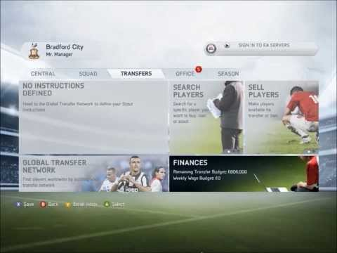 FIFA 14 - HOW TO GET UNLIMITED TRANSFER BUDGET
