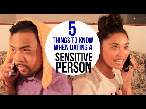 1. 5 THINGS TO KNOW WHEN DATING A SENSITIVE PERSON @CarloJ and Alyanna Marie