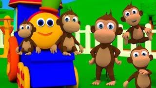 Bob O Trem Os Sons Dos Animais Criancas Cancoes Animals