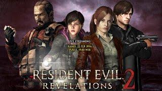 Resident Evil: Revelations 2 & GTA Online (LIVE INDONESIA) Episode 2 Bagian 3