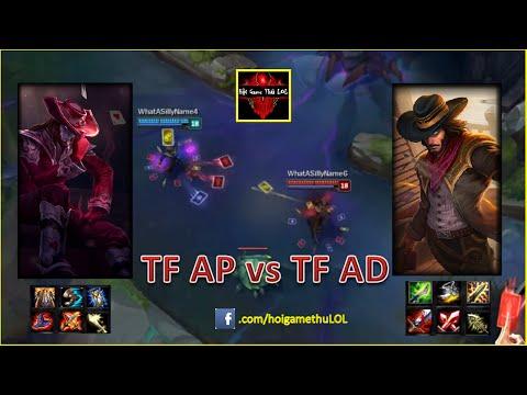 TF ad vs TF AP Full build