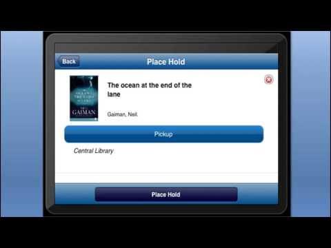 BookMyne App - Buffalo & Erie County Public Library