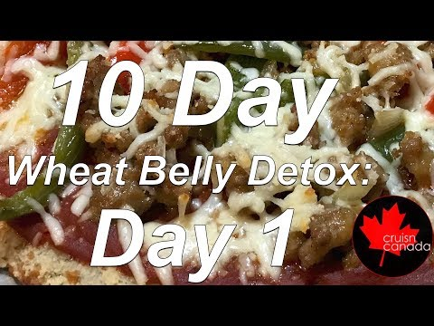 10 Day Wheat Belly Detox | Day 1