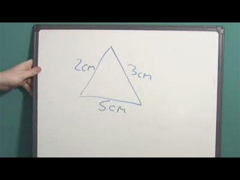 How To Calculate The Perimeter Of A Triangle