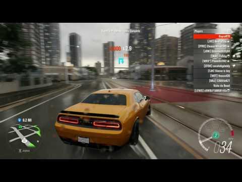 Forza Horizon 3 - 80 SUB Special 2015 Challenger Hellcat